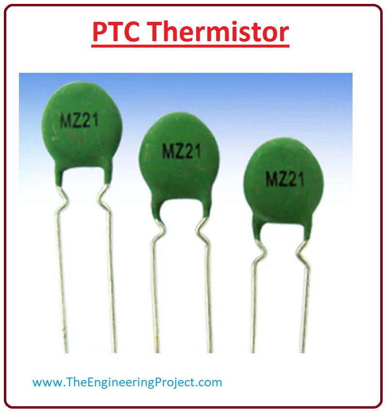 What is Thermistor, Thermistor types, Thermistor working, Thermistor Thermistor ntc, ptc Thermistor, Thermistor